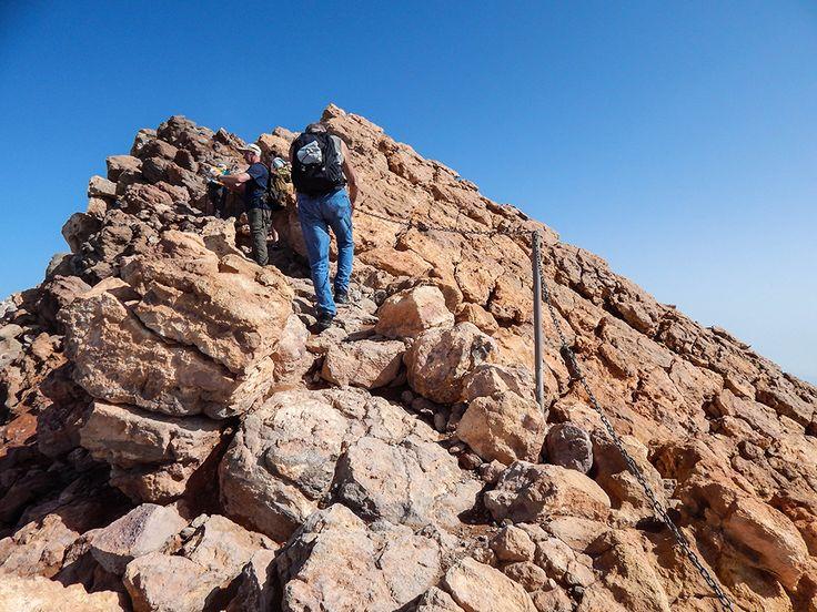 Teneriffa - Hinauf zum Pico del Teide - http://treat-of-freedom.de/teneriffa-tipps-ausfluege/