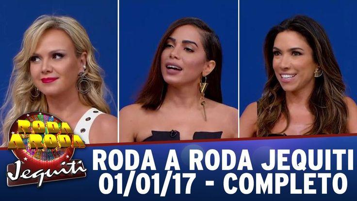 Roda a Roda Jequiti especial de Ano Novo com Anitta, Patricia Abravanel ...