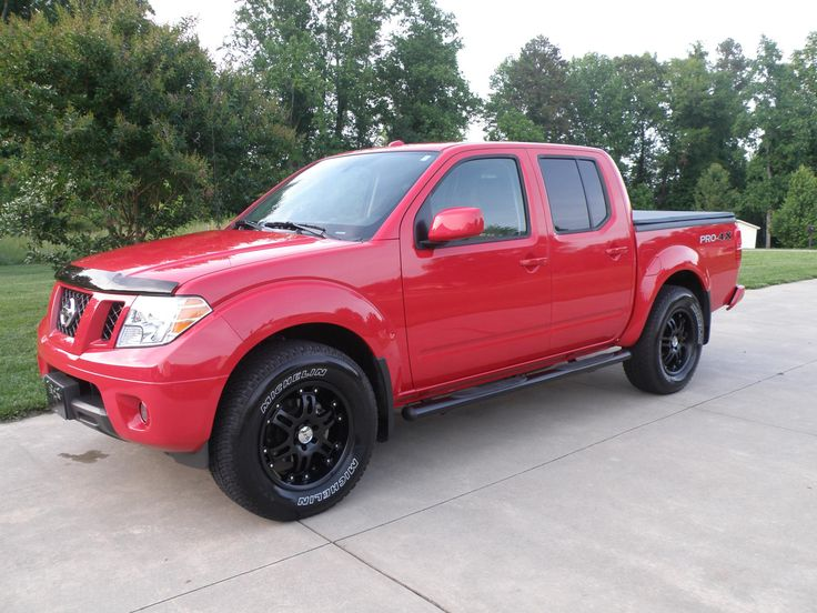Nissan Frontier Black Rims Find the Classic Rims of Your Dreams - www.allcarwheels.com