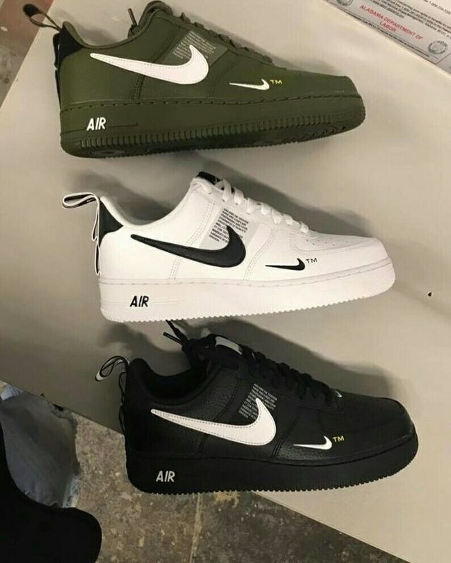 2f1 nike scarpe