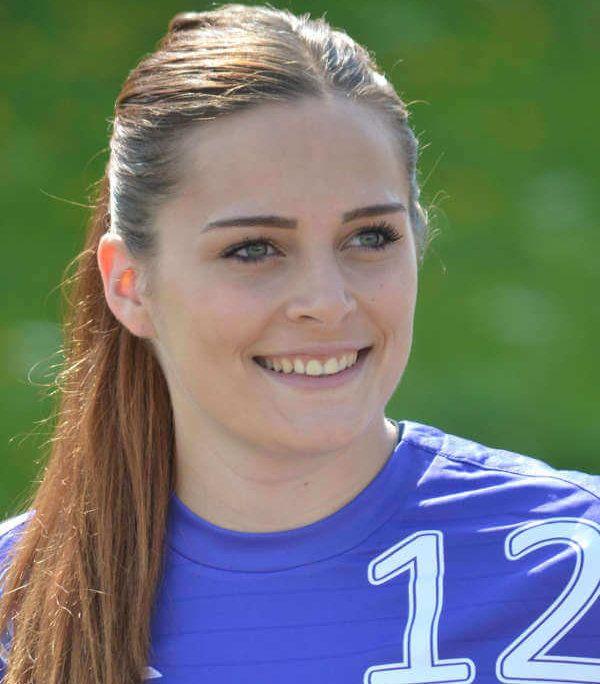 "Handball EM 2016 Schweden: Dinah Eckerle im SPORT4FINAL-Interview. ""Auf gutem Weg"" » Handball EM 2016 Schweden: Die deutsche Handball-Nationalmannschaf ..."