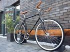 Hackney Club Vintage Single Speed freewheels bike Fixed Gear / fixie Road Bike