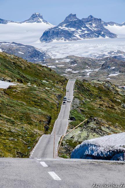 Norwegen 04: Vom Nærøyfjord bis Jotunheimen