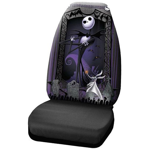 Purchase the Nightmare Before Christmas Seat Covers for less at Walmart.com. Save money. Live better.