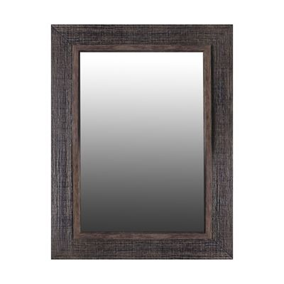 Hobbitholeco Gold Line Wood Wall Mirror