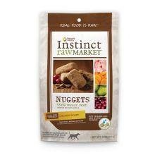 Nature's Variety Instinct Raw Market Chicken Nuggets 15oz