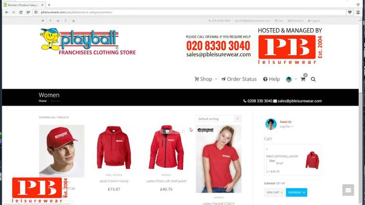 Our new guide details all you need to know about our new online shopping website.