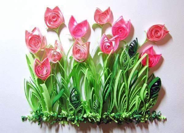 поделки из бумаги своими руками: цветы, бабочки, оригами, аппликации