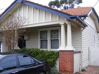 melbourne - our home on the bay: the state bank californian bungalow and mrs clarricoates