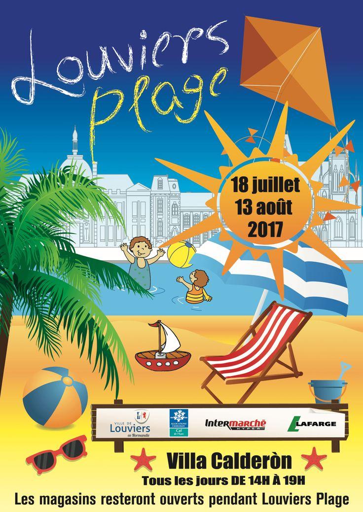 Des vacances pour tous à #Louviers