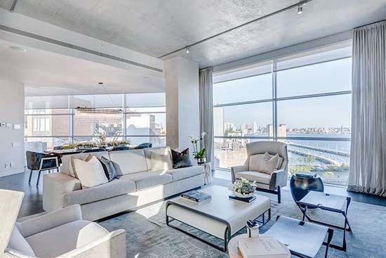 Inside Kim Kardashian's $30 Million New York City Airbnb Penthouse #kimkardashian #NewYork #Airbnb #Penthouse  #dreamhome #houseporn #home #interior #inspiration #homedecor #luxury #decor #billionaire #LuxuryLifestyle #LuxuryLiving