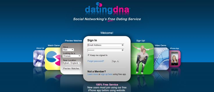 Dating Sites | Dating Review | Do you have your dating DNA yet? A weird question for a weird (unique) dating site. Check out this Dating DNA review before signing up with them - it'll save you a ton of time, if nothing else.