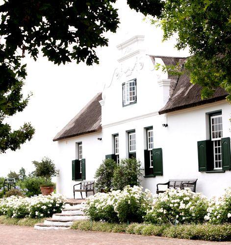 cape dutch gardens - Google Search