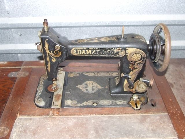 damascus sewing machine