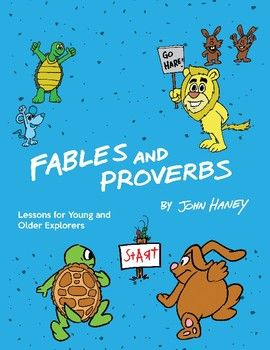 For thousands of years, people have told animal stories or fables to share wisdom with children of all ages. Likewise, the Bible provides wise sayings in the form of proverbs. Filled with hands-on activities, art projects, snacks, games, story scripts and more, Fables and Proverbs with help your class experience the wisdom of Proverbs in a new way!There are three lessons provided in this resources and the book can be used for Young Explorers (preschool through younger elementary) and Older…