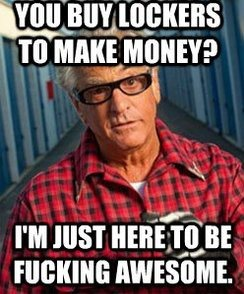 lmao Barry Weiss - Storage Wars