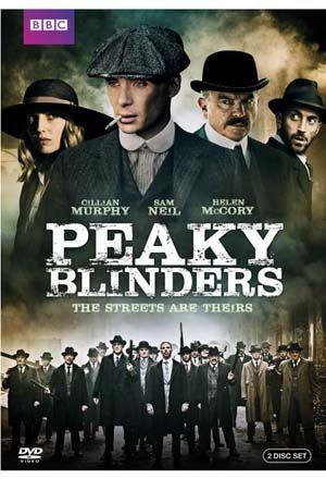Dvd on pinterest peaky blinders nick cave and peaky blinders season
