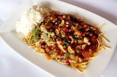 Nankin style Subgum chow mein wokintheparkrestaurant.com
