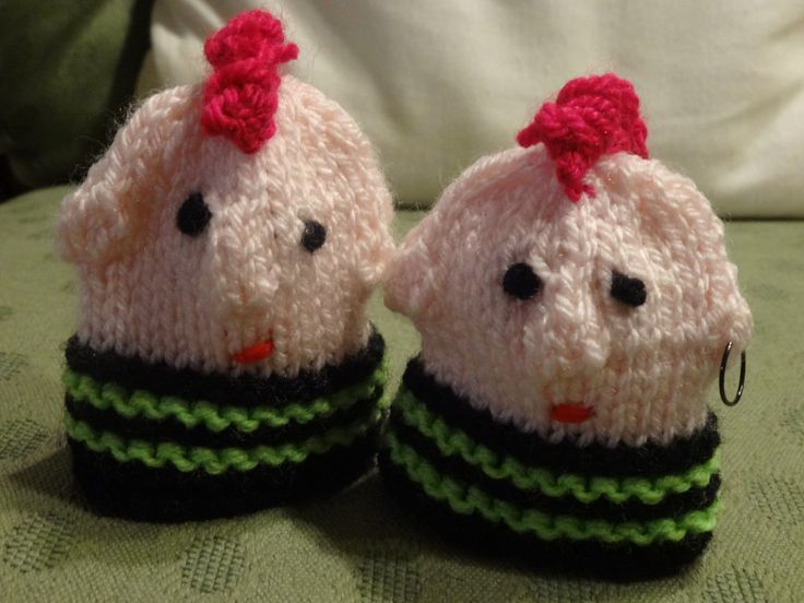 Punks for the Innocent Big Knit 2013