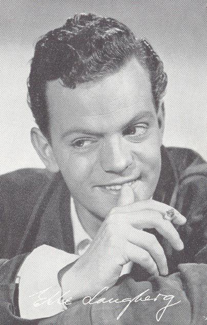 som dyrlæge Hans Jørgen Jørgensen, i Tre piger fra Jylland fra 1957.