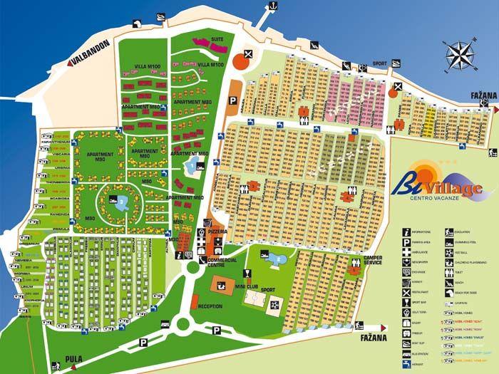 camping bi village kroatie - Google zoeken