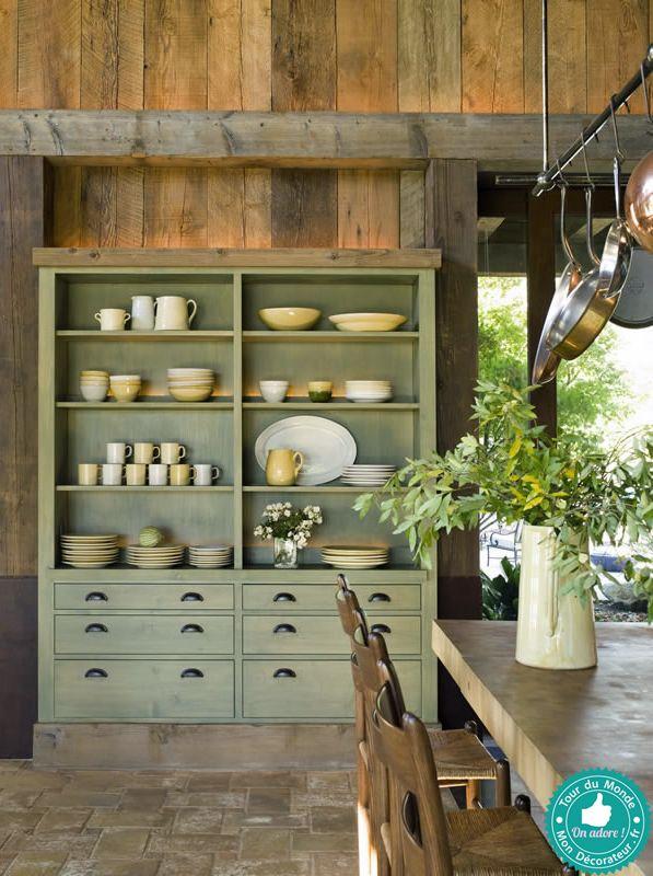 Mon décorateur dintérieur une maison naturelle et chaleureuse dans la vallée de napa