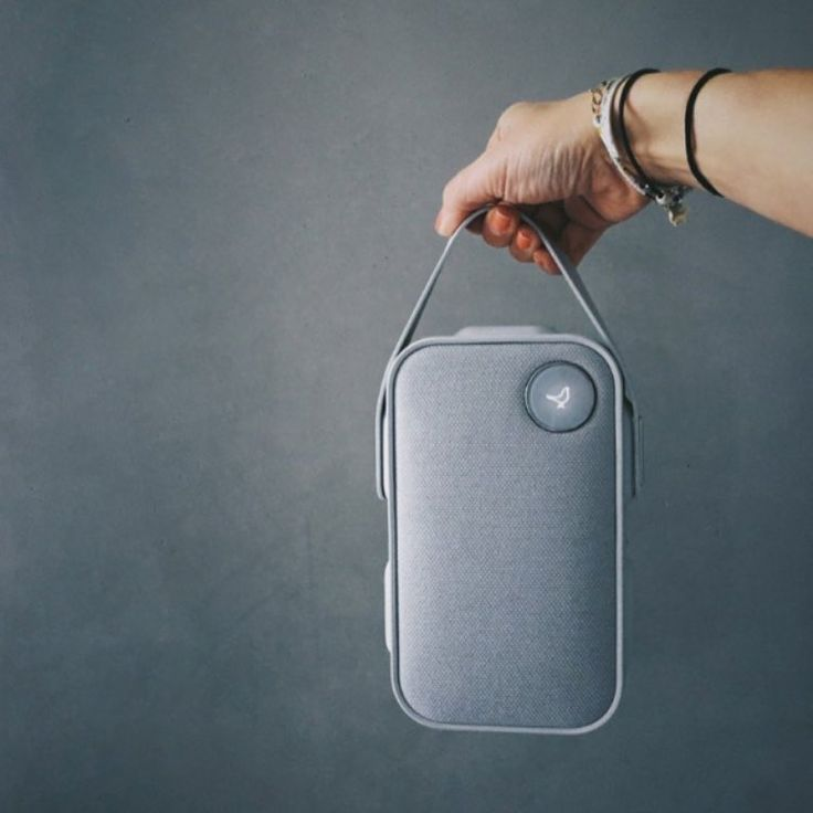 Scandinavian design married to high quality audio - adaptable to your life on the go