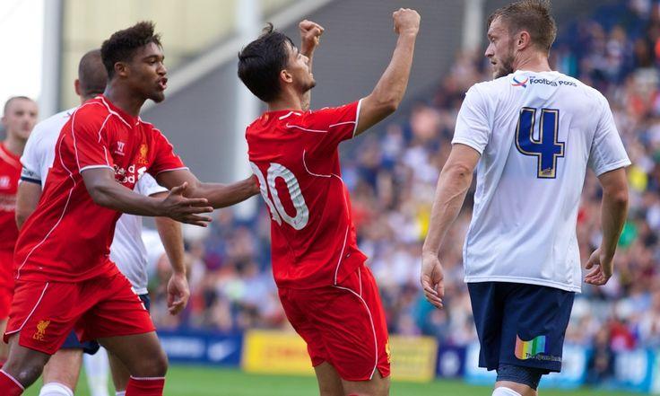 Preston North End 1-2 Liverpool: Young Reds inspire Preston turnaround