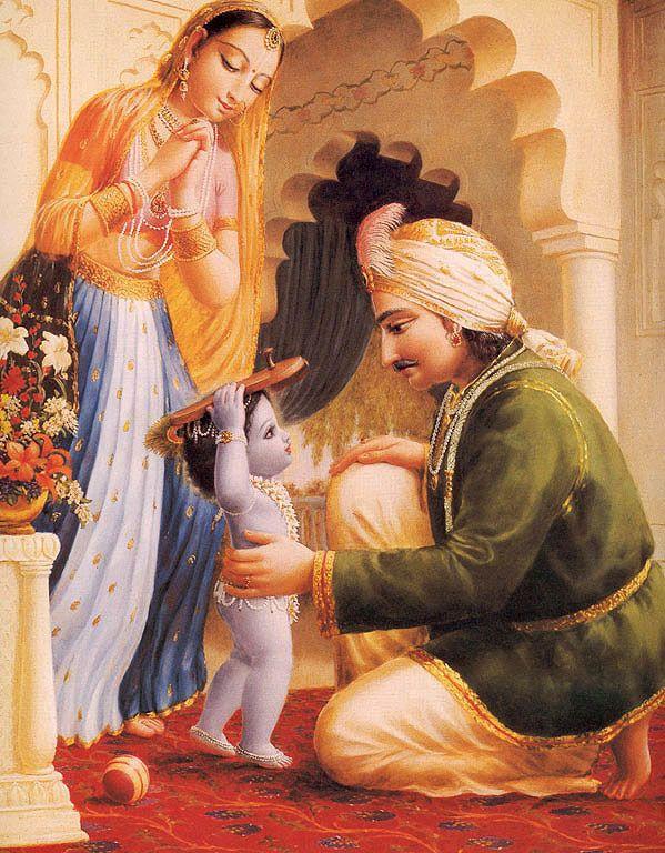 yadav history -  Their Lordships Shri Shri Radha Krishna