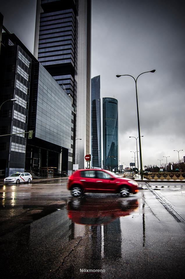 Por los amigos que están en la distancia, mi coche rojo de los Martes Jose Maria Martin Diaz Red Car by © Félix Moreno Palomero #21 of #365Photos #Reto #Rojo