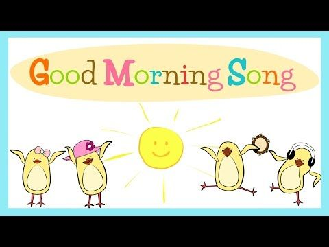Good Morning and Welcome Song for Kids - The Singing Walrus