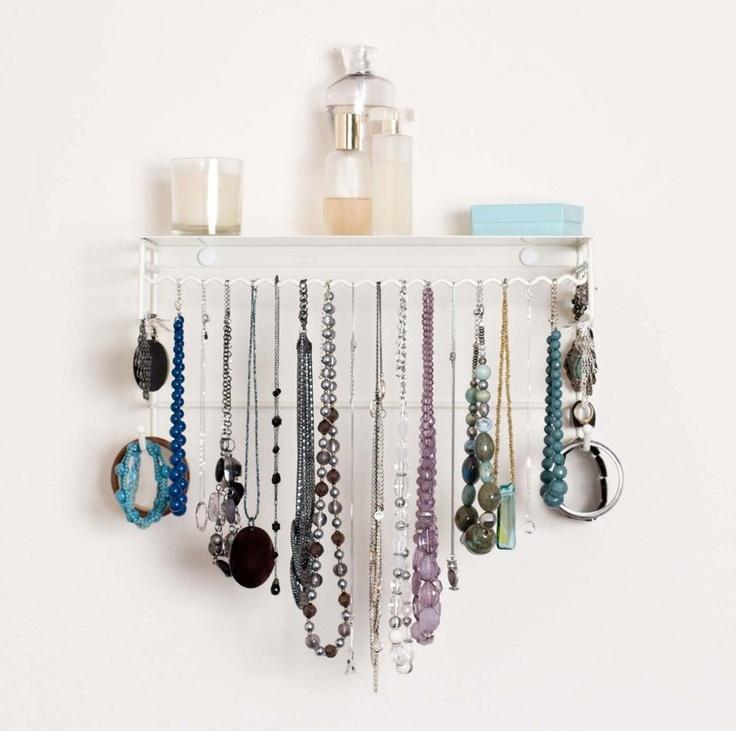 simple jewelry organizer