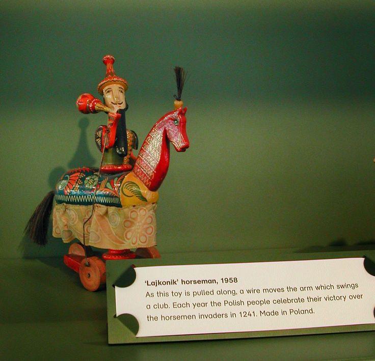 #MuseumOfChildhood, #Childhood, #lajkonik #London