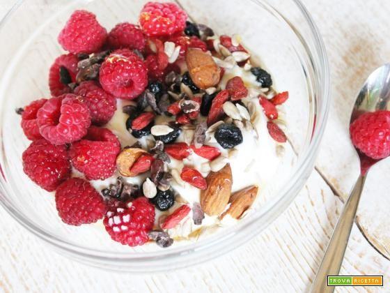 Healthy, Antiage Breakfast: tutto ciò che serve per una colazione sana dai mille benefici!  #ricette #food #recipes