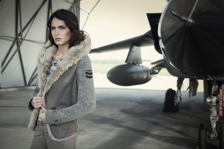 Aeronautica Mlitare woman www.cristianodithiene.com