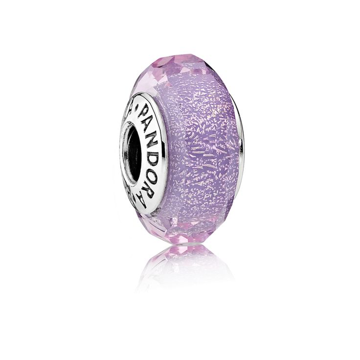 Wishlist New Pandora charms that shimmer! PANDORA | Purple Shimmer