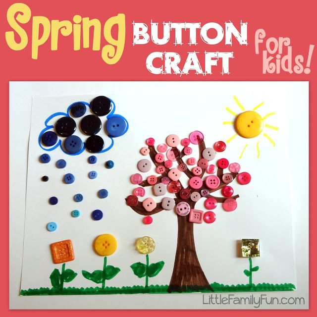 Ordinary Button Craft Ideas For Kids Part - 3: 117 Best Childrenu0027s Button Craft Ideas Images On Pinterest | Buttons, Crafts  And Day Care