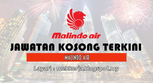"""Jawatan Kosong di Malindo Air - 15 Aug 2016   We have a way of giving you low air fare with premium in-flight services included. That means your baggage allowance and in-flight entertainment are taken care of. Fuss-free and no hidden costs.""""We are looking for dynamic and highly motivated individuals to contribute to the growth of our airline.""""  Jawatan Kosong Terkini 2016diMalindo Air  Positions:  1.Advertising Sales Executive  2.Flight Attendant3.Call Centre Closing date :15 August 2016  Job Requirement And Job Description  Malindo Corporate  hether you are a big company with a huge travel budget or a small and medium size company looking for the best corporate fares Malindo Corporate Travel Programme can cater to your travel needs. The business world has no borders so does ours. Look no further as your companys most valued executives will have even more reasons to choose to fly with Malindo Air whose hallmark is its innovation in premium products and services.  Our dedicated Corporate Sales Team can recommend customized solutions for your companys Corporate Travel via your preferred Travel Management Company to help your company achieve its unique goals and the best ROI from its travel expenses.  Our dedicated Corporate Sales Team can recommend customized solutions for your companys Corporate Travel via your preferred Travel Management Company to help your company achieve its unique goals and the best ROI from its travel expenses.  Kerja Kosong TerkiniMalindo Air  Go ahead and have the flexibility to make urgent travel plans and by being in control of your company's travel patterns and expenditure. Enjoy substantial savings by receiving the best prices on business-related travel on Malindo Air.  Business travel has never been easier with efficient and up to date travel logs. Lets get started register your company with us today by completing a corporate profile form for registration.Once successfully registered your company will be notified via email.  Membership i"""