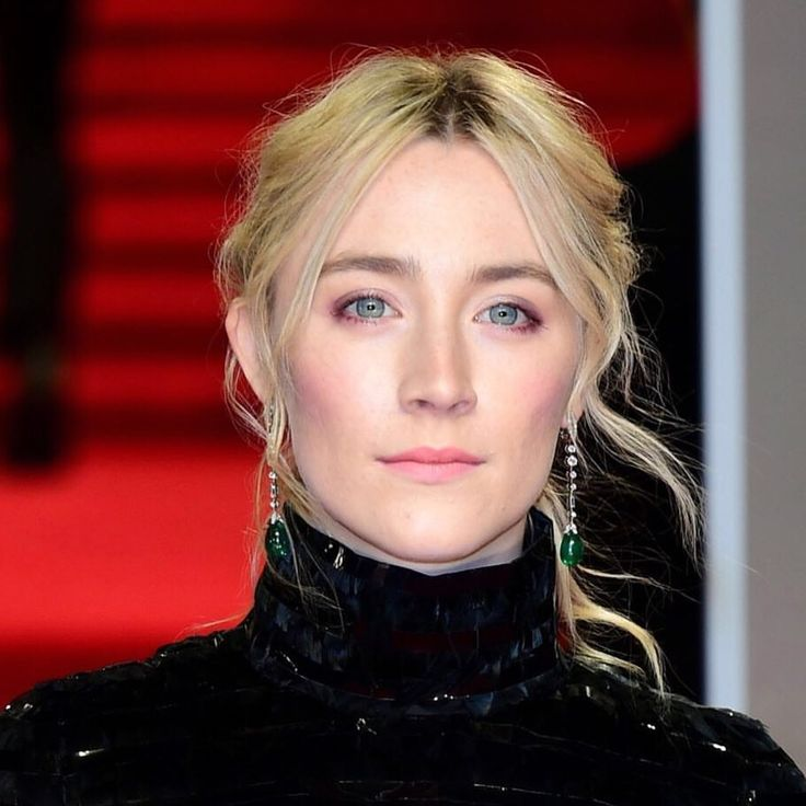 """Glossier (@glossier) on Instagram: """"Saoirse Ronan wears Cloud Paint in Puff, Boy Brow in Brown, and Haloscope in Quartz"""""""