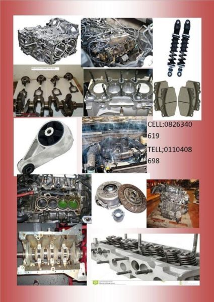 AREYOU HAVING CLUTCH PROBLEMS ON YOUR CAR ?!!!!!!WE FIX ALL YOUR PROBLEMS WITHAFFORDABLE PRICES,CALL US AND WE COME TO YOU 24/7CALLOUT FEE:R 250DIAGNOSTICSFROM R 200 WEARE FULLY INSURED.!!!!!!
