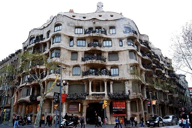 Antoni Gaudi's Architecture Style - UK Essays
