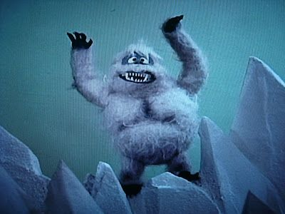 """abominable snowman rudolph 