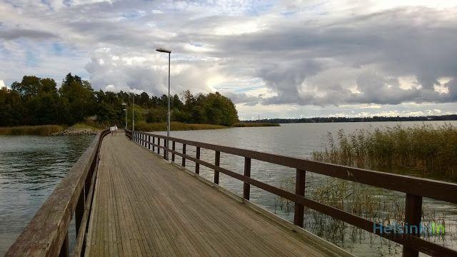 Water crossing at Tarvaspää, Espoo