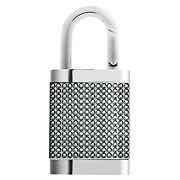 Swarovski USB Lock, Jet Hematite