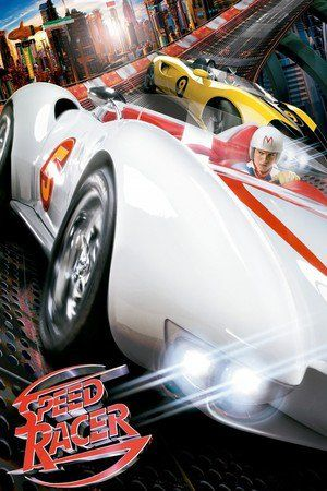 Speed Racer (2008)  severely underrated and still fresh on multiple viewings