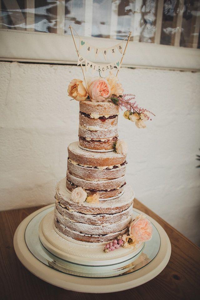 Verträumte Boho Hochzeit am Strand in Cornwall von Ali Paul   Hochzeitsblog - The Little Wedding Corner