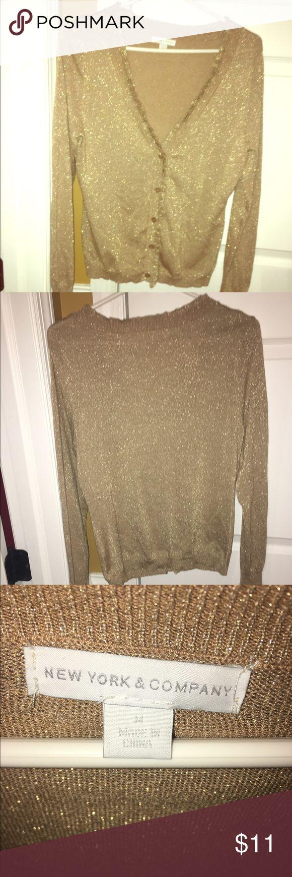 Gold cardigan sweater Gold cardigan sweater Sweaters