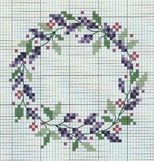 http://1.bp.blogspot.com/-OWb6ShdOKeU/UkNAzsfQNYI/AAAAAAAADLU/gkWfQ_xR5Kw/s320/schema+punto+croce-+coroncina++di+lavanda.jpg