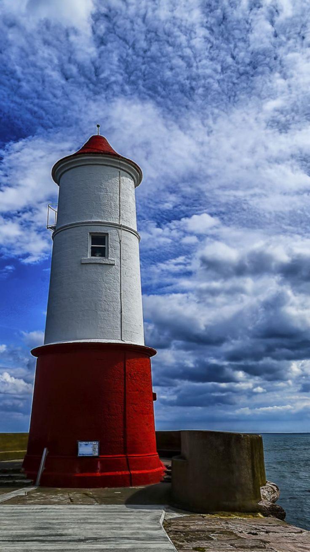 Berwick-upon-Tweed #Lighthouse - #England http://dennisharper.lnf.com/