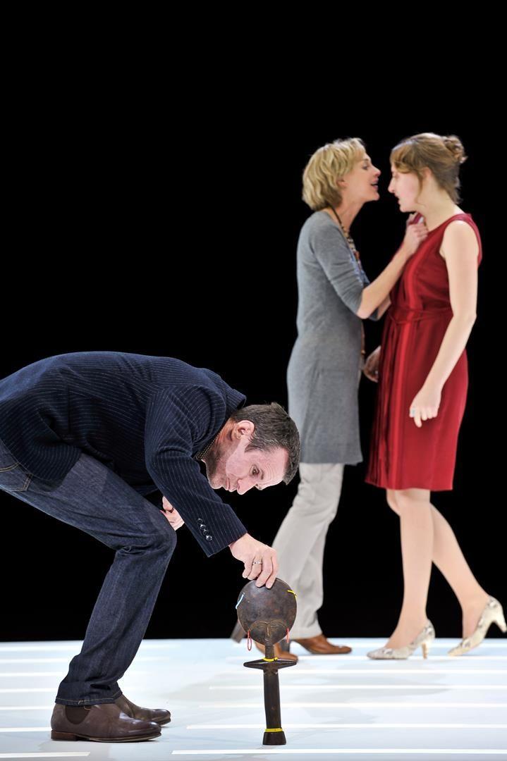 Roland Schimmelpfennig e Martin Kusej - Peggy Pickit sieht das Gesicht Gottes - Deutsches Theater Berlin